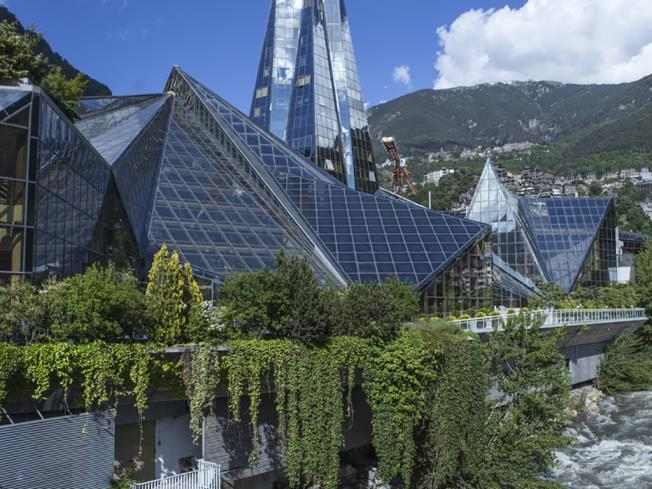Caldea Andorra Andorra