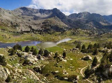 Valle del Madriu-Escaldes Andorra Andorra