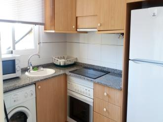 Kitchen Espagne Costa del Azahar OROPESA DEL MAR Appartements Los Almendros 3000