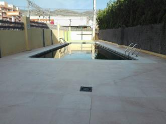 Piscina España Costa Azahar Oropesa del mar Apartamentos Los Almendros 3000