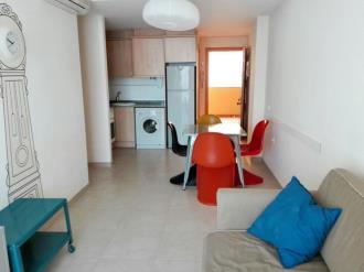 Salón España Costa Azahar Oropesa del mar Apartamentos Los Almendros 3000