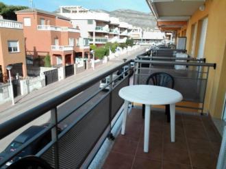 Terraza España Costa Azahar Oropesa del mar Apartamentos Los Almendros 3000