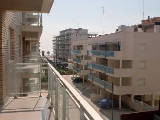 Balcony Espagne Costa del Azahar PENISCOLA Playasol 3000