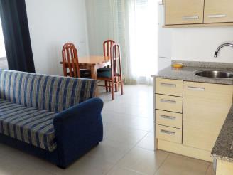 Kitchen Espagne Costa del Azahar PENISCOLA Playasol 3000