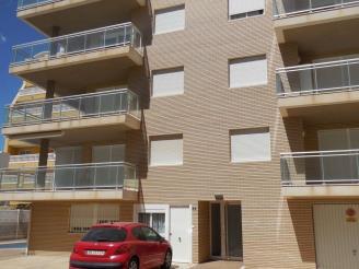 Façade Winte Espagne Costa del Azahar PENISCOLA Playasol 3000