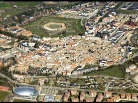 panorámica-jaca   España