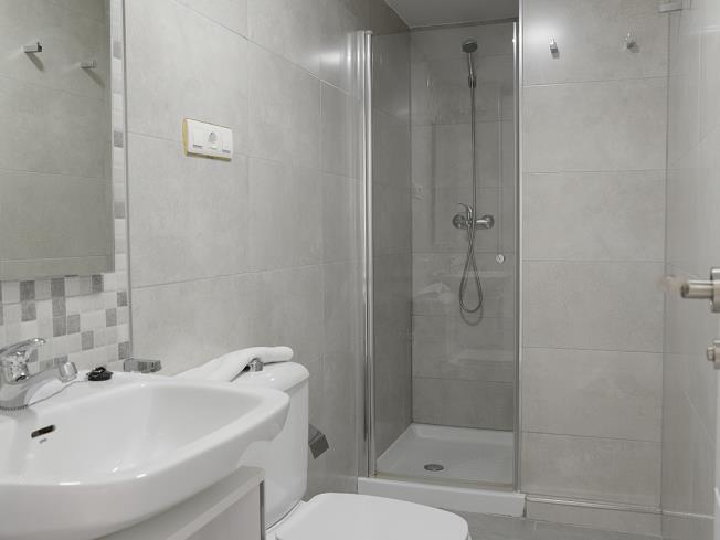 Baño Apartamentos Paloma 3000 Granada