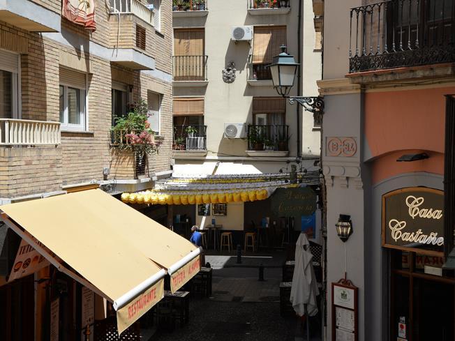 Exterior Apartamentos Paloma 3000 Granada