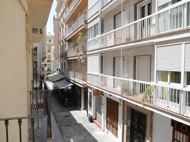 Vistas Apartamentos Paloma 3000 Granada