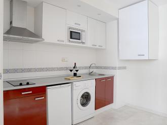 Cocina España Andalucía Granada Apartamentos Paloma 3000