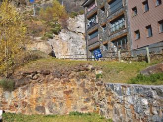 Façade Winte Andorre Grandvalira CANILLO Appartements Canillo 3000