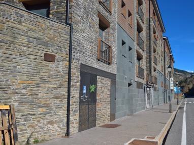Fachada Verano Apartamentos Canillo 3000 Canillo