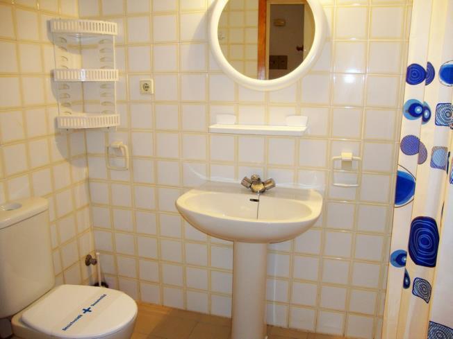 Baño Apartamentos Las Fuentes 3000 Alcoceber