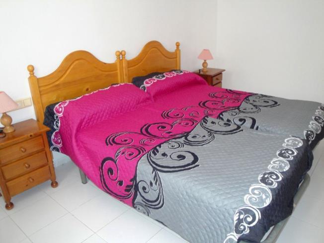 Dormitorio Apartamentos Las Fuentes 3000 Alcoceber