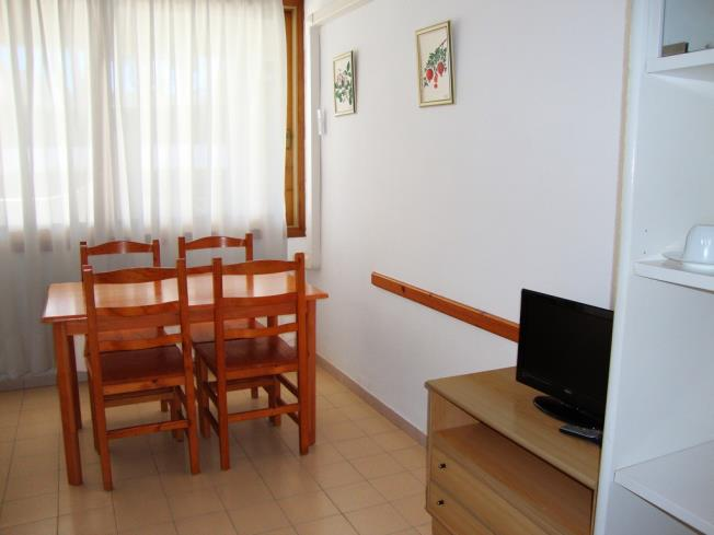 Salón Apartamentos Las Fuentes 3000 Alcoceber
