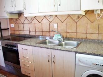 Kitchen Espagne Costa del Azahar ALCOSSEBRE Appartements Las Fuentes 3000