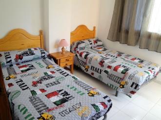 Dormitorio España Costa Azahar Alcoceber Apartamentos Las Fuentes 3000