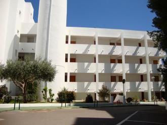 Façade Summer Espagne Costa del Azahar ALCOSSEBRE Appartements Las Fuentes 3000