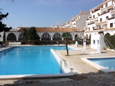 Piscina España Costa Azahar Alcoceber Apartamentos Las Fuentes 3000