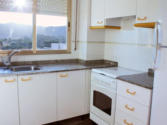 Cocina Apartamentos Jardines de Gandia I y II 3000 Gandia