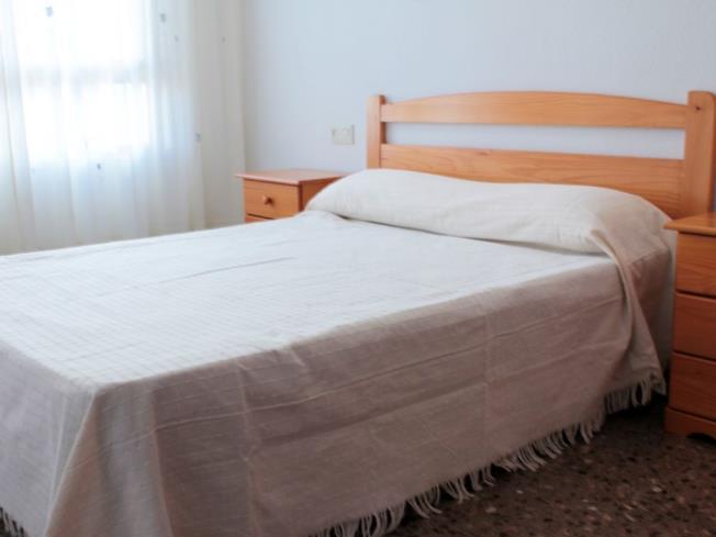 Dormitorio Apartamentos Jardines de Gandia I y II 3000 Gandia