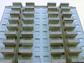 Fachada Invierno España Costa de Valencia Gandia Apartamentos Jardines de Gandia I y II 3000