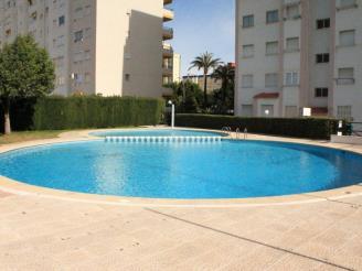 Piscina España Costa de Valencia Gandia Apartamentos Jardines de Gandia I y II 3000
