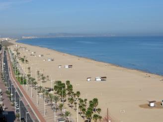 Vistas España Costa de Valencia Gandia Apartamentos Jardines de Gandia I y II 3000