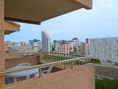Terraza España Costa de Valencia Gandia Apartamentos Jardines de Gandia I y II 3000