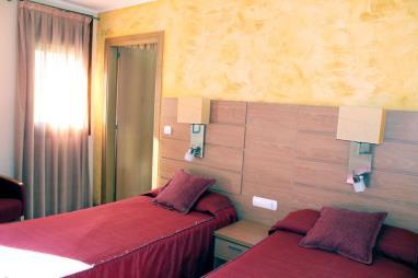 Dormitorio Andorra Estación Vallnord Arans Apartamentos Arans 3000
