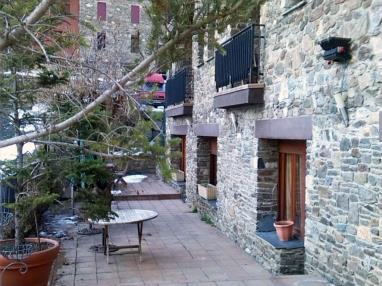 Terraza Andorra Estación Vallnord Arans Apartamentos Arans 3000