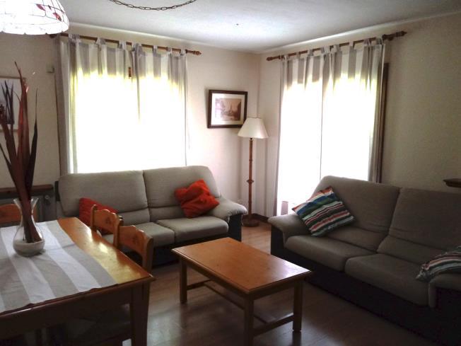 Salón comedor Apartamentos Sallent de Gállego 3000 Sallent de Gallego