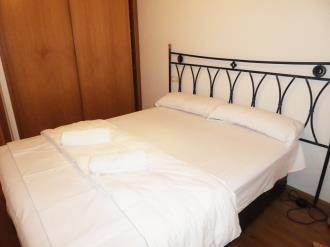 Dormitorio España Pirineo Aragonés Sallent de Gallego Apartamentos Sallent de Gállego 3000