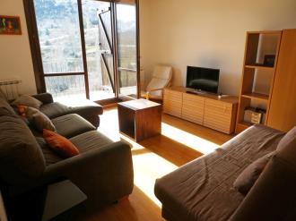 Salón España Pirineo Aragonés Sallent de Gallego Apartamentos Sallent de Gállego 3000