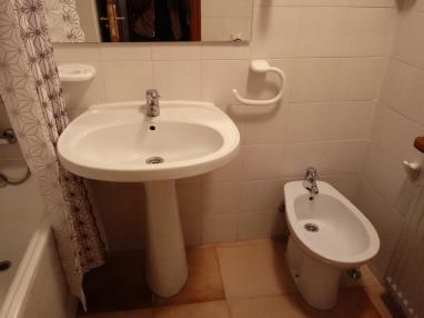 Baño Apartamentos Sallent de Gállego 3000 Sallent de Gallego