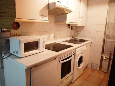 Cocina Apartamentos Sallent de Gállego 3000 Sallent de Gallego