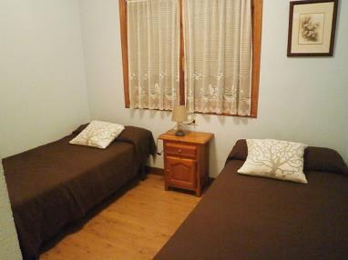 Dormitorio Apartamentos Sallent de Gállego 3000 Sallent de Gallego