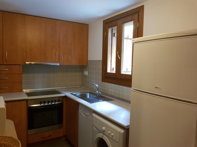 Cocina Apartamentos Rincón de Biescas 3000 Biescas