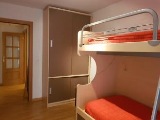 chambre Espagne Pyrenées Aragonaises BIESCAS Appartements Rincón de Biescas 3000
