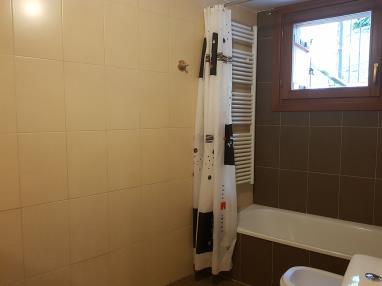 Baño Apartamentos Rincón de Biescas 3000 Biescas