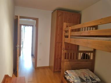 Dormitorio España Pirineo Aragonés Biescas Apartamentos Rincón de Biescas 3000