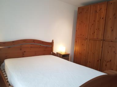 Dormitorio Apartamentos Rincón de Biescas 3000 Biescas