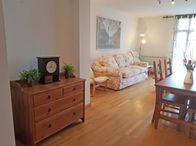 Recepción España Pirineo Aragonés Biescas Apartamentos Rincón de Biescas 3000