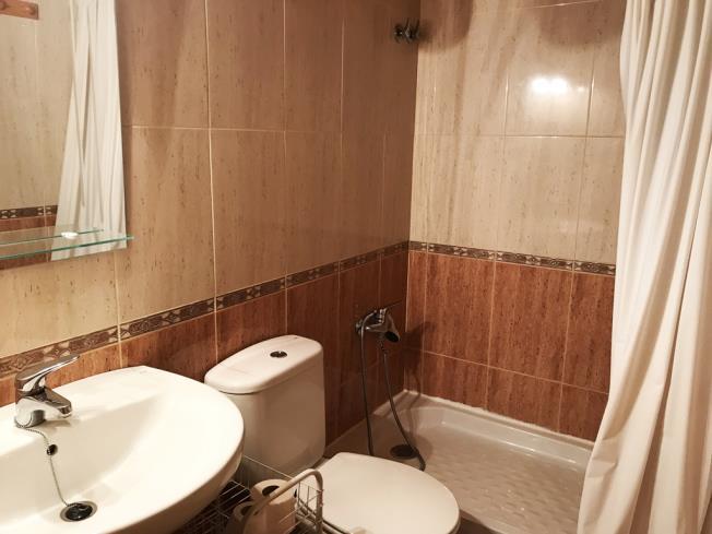 Baño Apartamentos Canfranc 3000 Canfranc