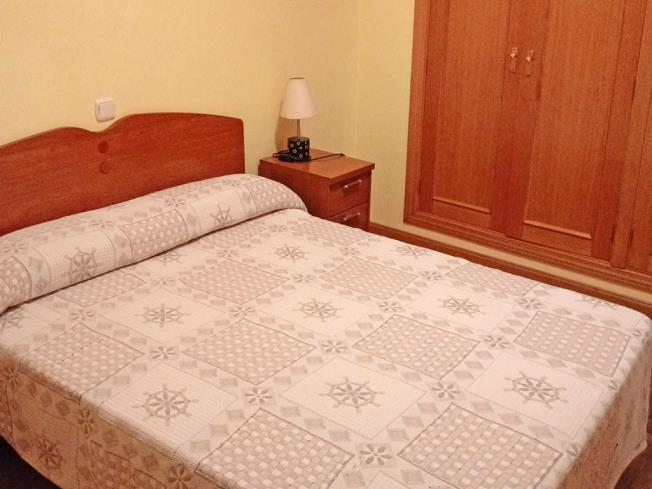 Dormitorio Apartamentos Canfranc 3000 Canfranc