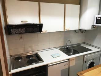 Kitchen Espagne Pyrenées Aragonaises CANFRANC Appartements Canfranc 3000