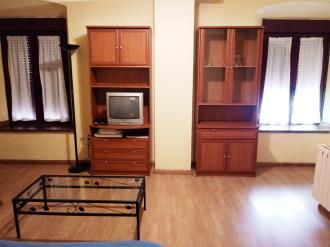Salón comedor España Pirineo Aragonés Canfranc Apartamentos Canfranc 3000