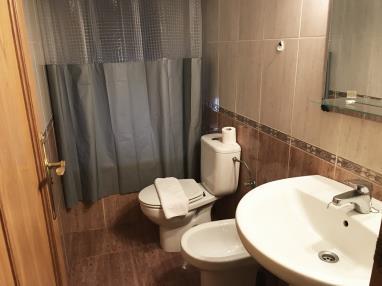 Baño España Pirineo Aragonés Canfranc Apartamentos Canfranc 3000