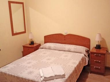 Dormitorio España Pirineo Aragonés Canfranc Apartamentos Canfranc 3000
