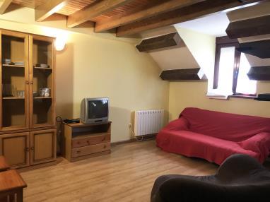 Salón España Pirineo Aragonés Canfranc Apartamentos Canfranc 3000